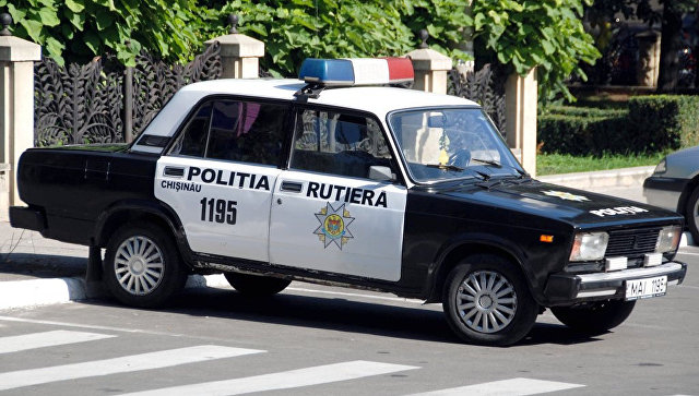 Полиция Молдавии. Архивное фото