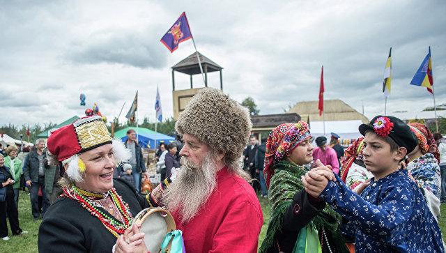 Фестиваль «Казачья станица Москва» откроется вмузее-заповеднике «Царицыно» 1октября
