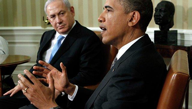 Обама объявил Нетаньяху, что обеспокоен поселенческой активностью Израиля