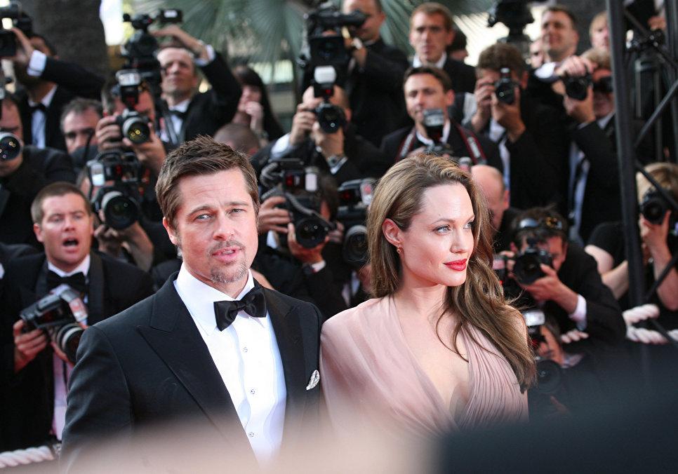 Новые подробности расставания Джоли и Питта