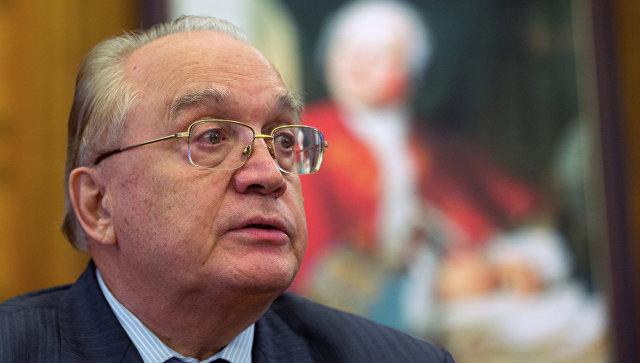 Виктор Садовничий. Архивное фото