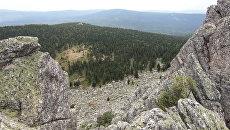 Национальный парк Таганай в Челябинской области. Архивное фото