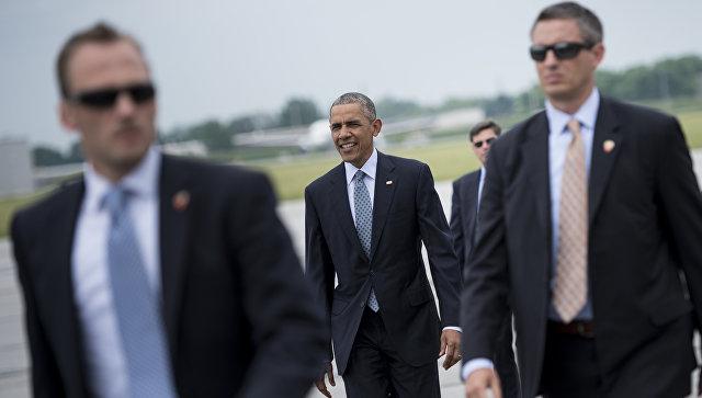 Ролдугин: охрана Обамы боится В. Путина