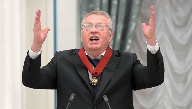 Российской Федерации нужна трехпартийная система— Жириновский