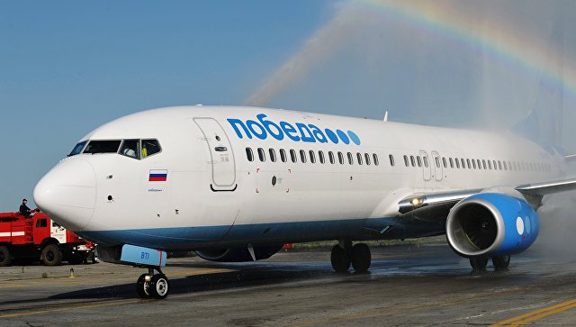 «Победа» будет летать вАзербайджан