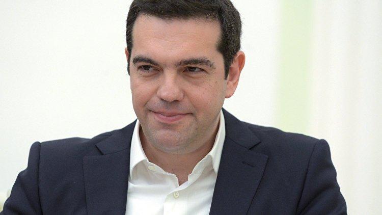 Премьер Ципрас обещает за пять лет построить новую Грецию