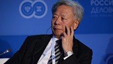 Президент Азиатского банка инфраструктурных инвестиций (АБИИ) Цзинь Лицюнь. Архивное фото