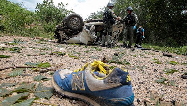 Наюге Таиланда произошел взрыв, есть жертвы