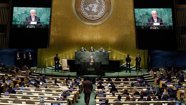 Генассамблея ООН рассмотрит резолюцию оправах человека вКрыму