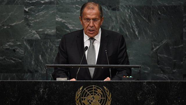 Лавров возглавит российскую делегацию на 72-й сессии Генассамблеи ООН