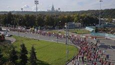 Московский марафон 2016. Архивное фото