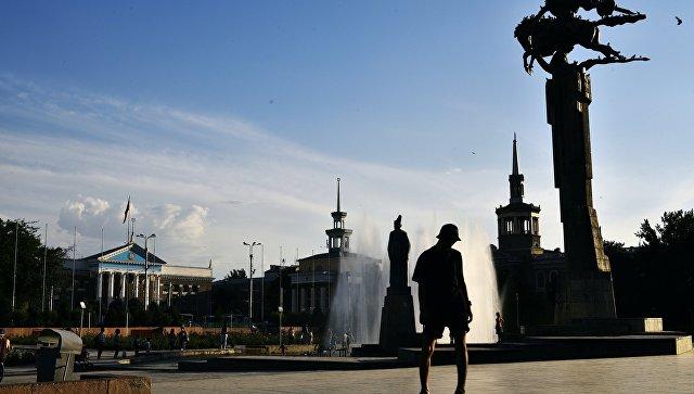 Города мира. Бишкек. Архивное фото