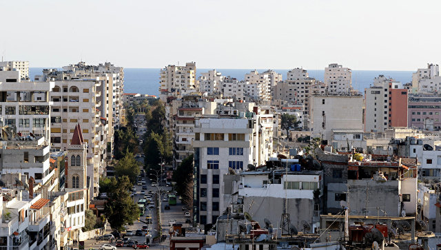 Латакия, Сирия. Архивное фото