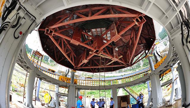 Око Поднебесной: зачем Китай построил крупнейший радиотелескоп мира