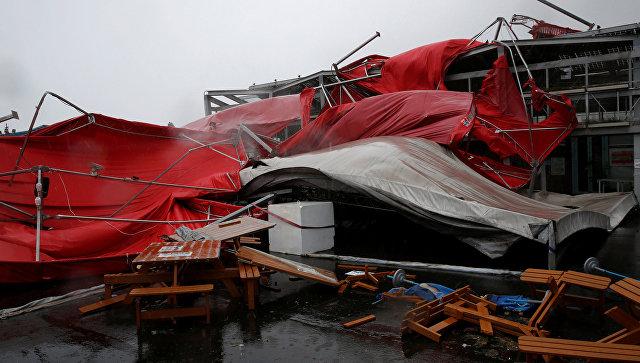 Тайвань готовится кудару тайфуна «Меги»