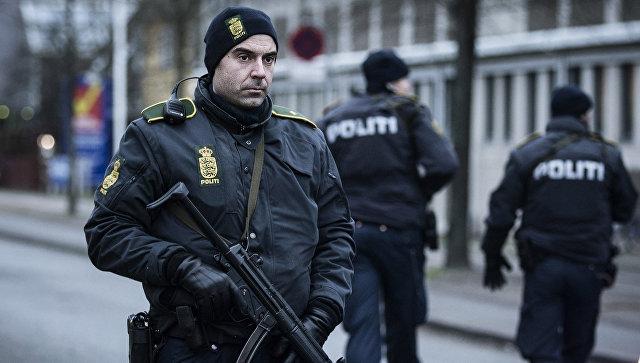 Полиция Копенгаген. Архивное фото