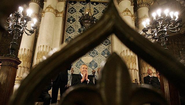 Мировые лидеры скорбят всвязи скончиной экс-президента Израиля Шимона Переса