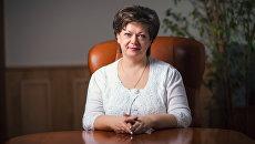 Министр финансов Оренбургской области Татьяна Мошкова