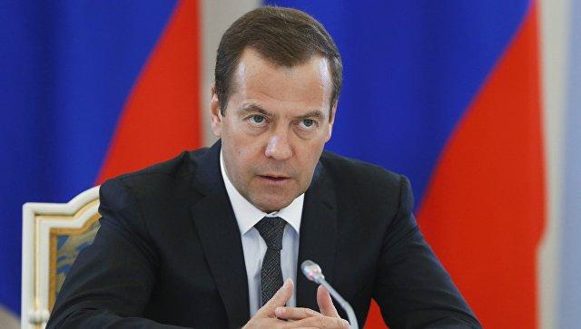 Медведев посетовал наслабую конкуренцию в Российской Федерации