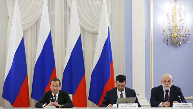 Столыпинский клуб предложил Медведеву собственный план экстренных мер позапуску роста ВВП