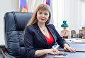 Министр культуры Краснодарского края Виктория Лапина