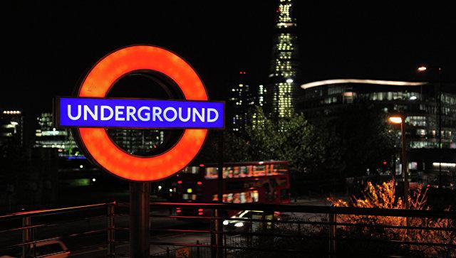 Станция лондонского метро. Архивное фото