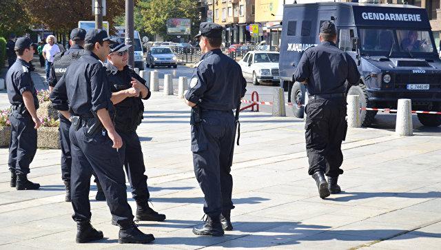 Болгарская полиция. Архивное фото