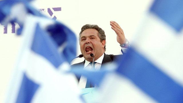 Источник: Глава Минобороны Греции предостерег Турцию от попыток пересмотра границ