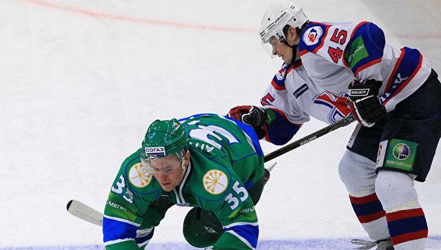 Дубль Хартикайнена принес «Салавату Юлаеву» победу над «Сибирью» вматче КХЛ