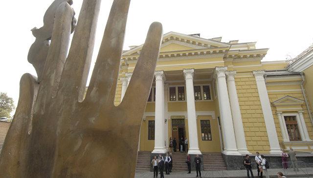 Ввод в эксплуатацию Московской хоральной синагоги