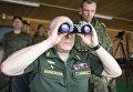 Главнокомандующий сухопутными войсками министерства обороны Российской Федерации генерал-полковник Олег Салюков. Архивное фото