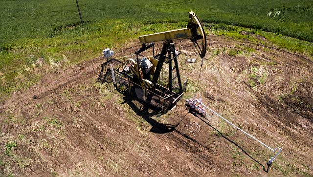 Цена нефти снижается в среду утром