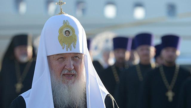 Святейший Патриарх Кирилл совершит пастырский визит в Англию