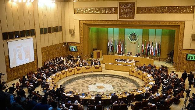 Экстренная встреча глав МИД Лиги арабских государств. Архивное фото