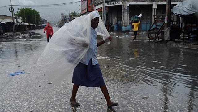 Неменее 10 человек погибли из-за урагана «Мэтью» наКарибских островах
