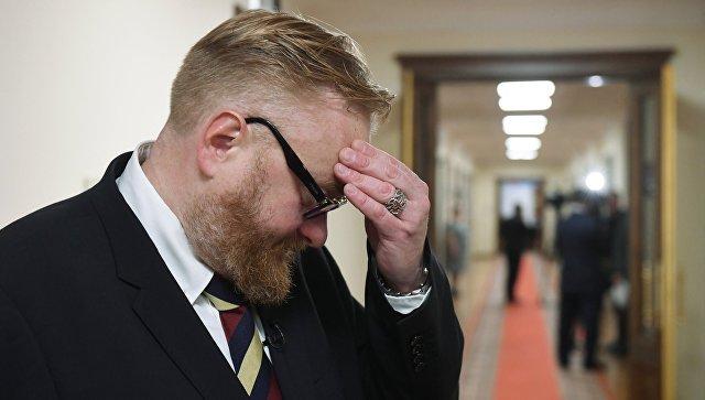 Милонов обвинил «Дом-2» вразрушении института семьи