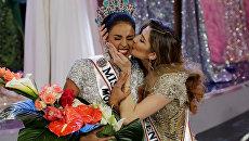 Победительница конкурса красоты Мисс Венесуэла-2016
