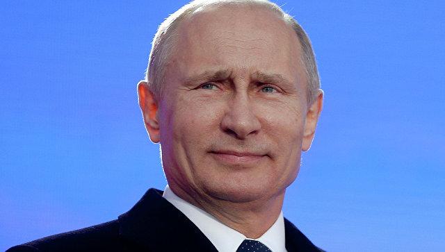 ВКрыму живет полный тезка президента России