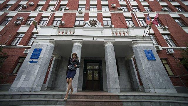 Здание Московского городского педагогического университета. Архивное фото