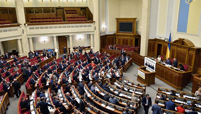 Народные избранники Рады грозятся закрыть украинские банки с русским капиталом