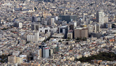 Вид на Дамаск с горы Кассион. Архивное фото