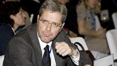 Немецкий политик Норберт Реттген. Архивное фото