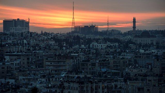 Боевики в Сирии согласны на прекращение огня
