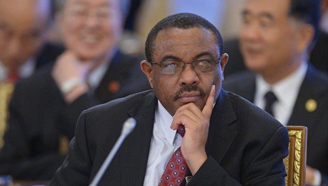 Власти Эфиопии ввели вгосударстве чрезвычайное положение