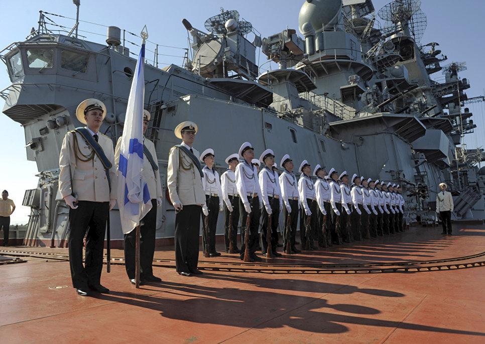 Дипломат НАТО: Развертывание кораблейРФ приведет кусилению штурма Алеппо