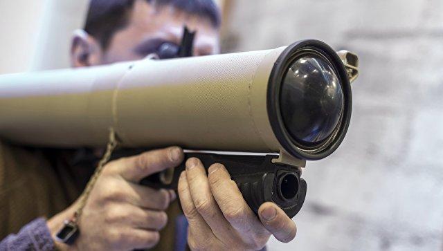 Министерство внутренних дел РФ приобретает еще 120 реактивных огнеметов «Шмель»