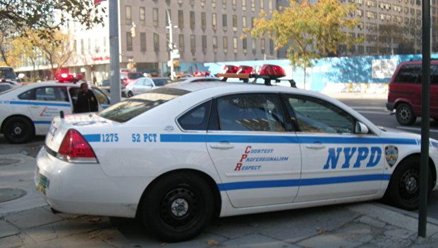 Полиция Нью-Йорка. Архивное фото.