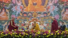 Визит Далай-ламы в Ригу