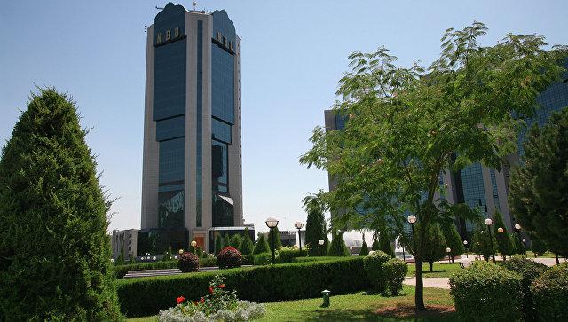 Национальный Банк Узбекистана. Архивное фото