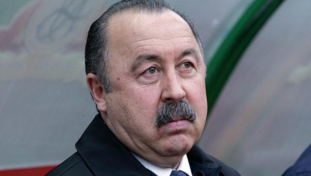 Валерий Газзаев. Архивное фото